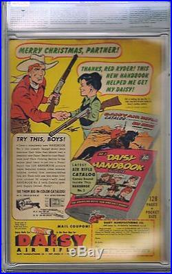 Wonder Woman #33 CGC 8.0 Off-White to White Pages January 1949