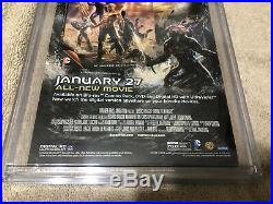 Wonder Woman 38 CGC 2X SS 9.8 David Meredith Finch Variant Justice League 2015