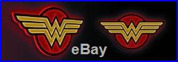 Wonder Woman LED Sign Limited Edition, Rare DC Comics Brand New Collectable