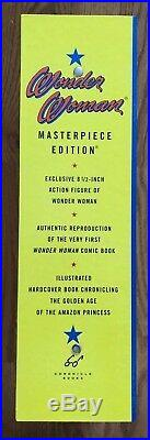 Wonder Woman Masterpiece Edition The Golden Age of the Amazon Princess NEW