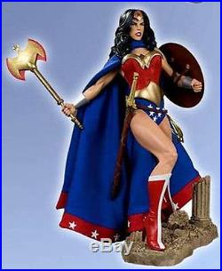 Wonder Woman Museum 14 Scale DC Comics Deluxe Statue New 2008