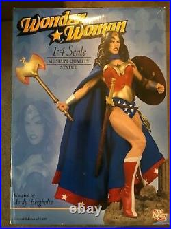 Wonder Woman Museum Quality Statue