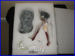 Yamato Fantasy Figure Gallery Wonder Woman RESIN Statue by Luis Royo #283 of 500